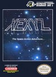 Xexyz: The Space Action Adventure (Nintendo Entertainment System)